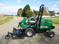 sold !! RANSOMES 728D 4WD OUTFRONT MOWER