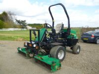 SOLD!!! RANSOMES 2250 PLUS ON DIESEL MOWER TRIPLE