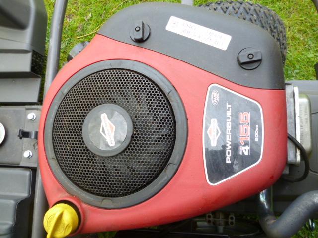 SOLD!!! HUSQVARNA R16C RIDE ON MOWER AWD 4X4