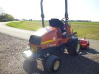 SOLD!!! KUBOTA F2880 OUT FRONT FLAIL RIDE ON