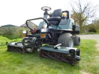 SOLD!!! HAYTER LT324 RIDE ON DIESEL MOWER