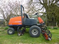 SOLD!!! JACOBSEN 3400 5 GANG MOWER FAIRWAY DIESEL