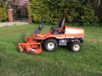 SOLD!!! KUBOTA F1900 4WD ENGINE OUTFRONT MOWER