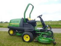SOLD!!! JOHN DEERE 7400 TERRAIN CUT ROTARY MOWER