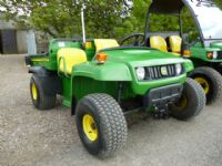 SOLD!!! JOHN DEERE TS GATOR UTILITY FOOTBALL CLUB