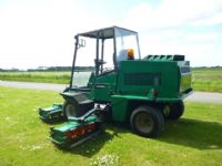 RANSOMES 3520 COMMANDER RIDE ON MOWER YEAR 2007
